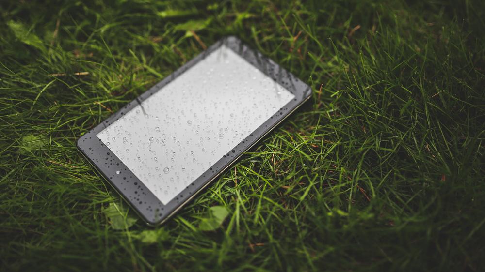 Nass gewordenes Handy / Smartphone retten